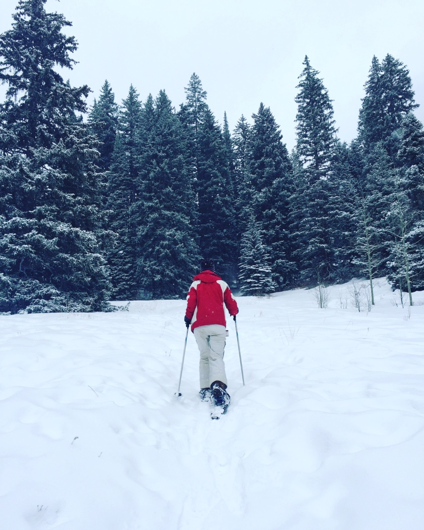 Vail - Snow Shoeing