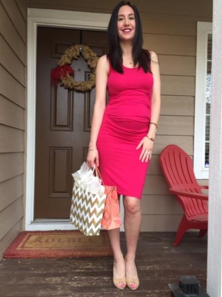 Pink Dress - Collab Pics (4)