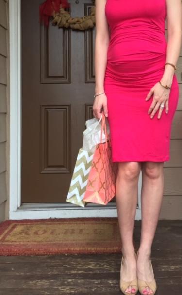 Pink Dress - Collab Pics (5)