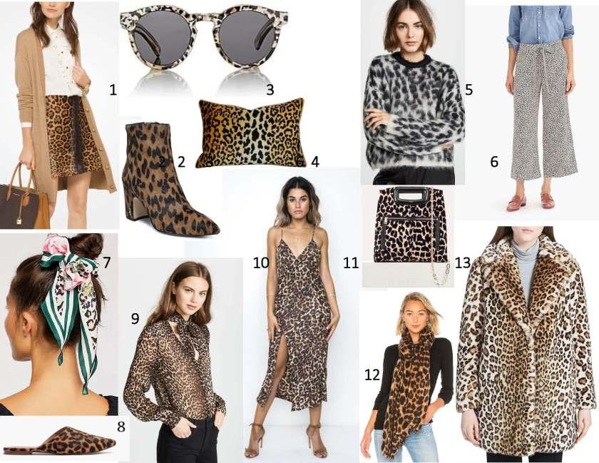 Leopard Print Inspo